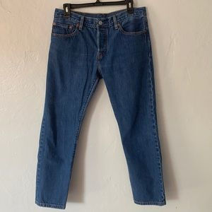 Levi's - 501 CT Customized and Tapered Jeans
